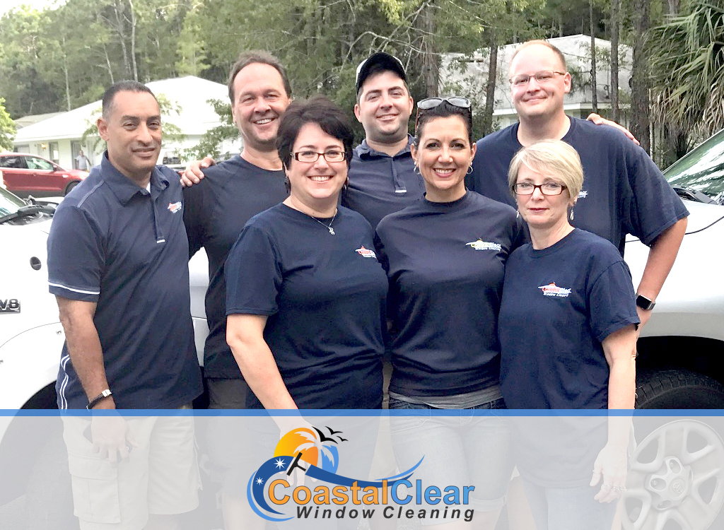 Coastal Clear Window Cleaning - Team